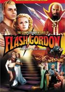 Complete Adventures Of Flash Gordon, The