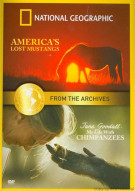 National Geographic: My Life With Chimpanzees / Americas Lost Mustang (Double Feature)
