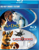 Cats & Dogs / Cats & Dogs: The Revenge Of Kitty Galore (Double Feature)