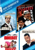 4 Film Favorites: Eddie Murphy