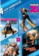 4 Film Favorites: Leslie Nielsen