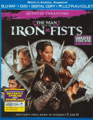 Man With The Iron Fists, The (Blu-ray + DVD + Digital Copy + UltraViolet)
