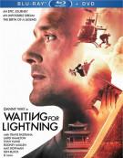 Waiting For Lightning (Blu-ray + DVD Combo)