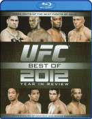 UFC: Best Of 2012 - Year In Review