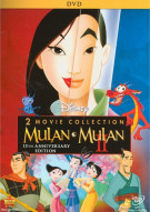 Mulan / Mulan II: 2 Movie Collection