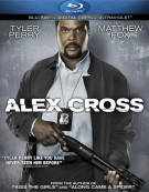 Alex Cross (Blu-ray + Digital Copy + UltraViolet)