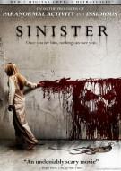 Sinister (DVD + Digital Copy + UltraViolet)