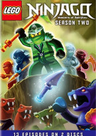 LEGO Ninjago: Masters Of Spinjitzu - Season Two