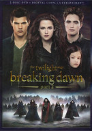 Twilight Saga, The: Breaking Dawn - Part 2 (DVD + Digital Copy + UltraViolet)