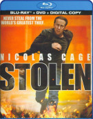 Stolen (Blu-ray + DVD + Digital Copy)