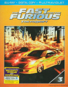 Fast And The Furious, The: Tokyo Drift (Blu-ray + Digital Copy + UltraViolet)