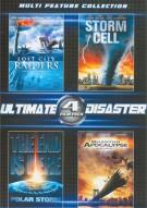 4 Film Pack: Ultimate Disaster