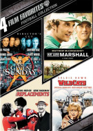 4 Film Favorites: Football