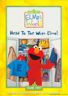 Elmos World: Head To Toe With Elmo! (Repackage)