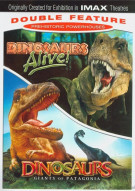 IMAX: Dinosaurs Alive! / Dinosaurs: Giants Of Patagonia (Double Feature)