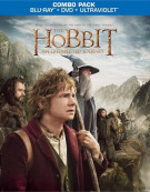 Hobbit, The: An Unexpected Journey (Blu-ray + DVD + UltraViolet)