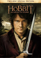 Hobbit, The: An Unexpected Journey (DVD + UltraViolet)