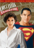 Lois & Clark: The Complete Fourth Season (Repackage)