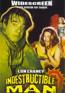 Indestructible Man, The