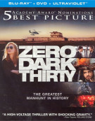 Zero Dark Thirty (Blu-ray + DVD + Ultraviolet)