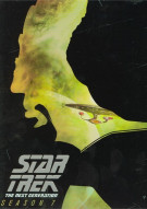 Star Trek: The Next Generation - Season 7 (Repackage)