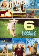 6 Movie Family Pack: Volume Three