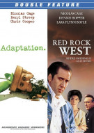Adaptation / Red Rock West (Nicholas Cage Double Feature)