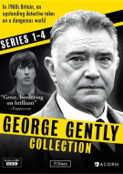 George Gently Collection: Series One - Four
