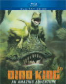 Dino King 3D (Blu-ray 3D + Blu-ray Combo)