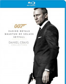 Daniel Craig 007 Collection