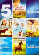 5 Film Horse Lovers Collection