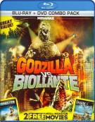 3 Mega Monster Movies (Blu-ray + DVD Combo)