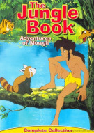 Jungle Book, The: Adventures Of Mowgli - The Complete Collection
