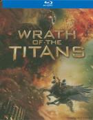 Wrath Of The Titans (Steelbook)