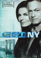 CSI: NY - The Final Season