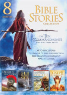 8 Film Bible Stories Collection