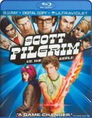 Scott Pilgrim Vs. The World (Blu-ray + Digital Copy + UltraViolet)