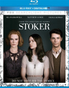 Stoker (Blu-ray + UltraViolet)