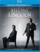 Killing Lincoln (Blu-ray + UltraViolet)