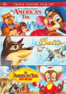 American Tail, An / Balto / An American Tail: Fievel Goes West (Triple Feature)