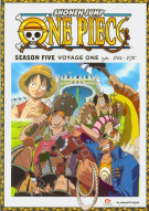 One Piece: Season Five - First Voyage