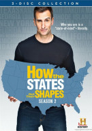 How The States Got Their Shapes: Season Two