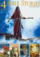 4 Film Bible Stories: Volume Two