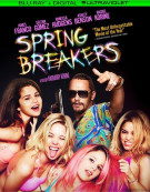 Spring Breakers (Blu-ray + Digital Copy + UltraViolet)