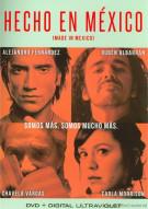 Hecho En Mexico (DVD + UltraViolet)