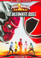 Power Rangers Samurai Vol. 5: The Ultimate Duel
