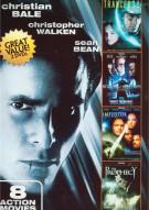 8 Film Action: Christian Bale & Joseph Gordon-Levitt