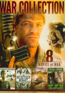 8 Modern Movies Of War Collection
