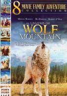 8 Movie Family Adventure: Volume Three