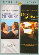 Before Sunrise / Before Sunset (Double Feature)